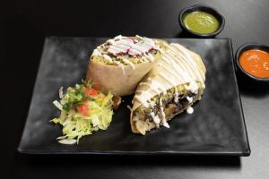 2. Grilled Steak Burritos - delivery menu
