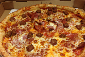 6. Classico Meat Pizza - delivery menu