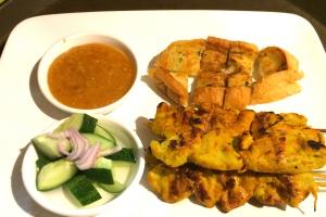Chicken Satay - delivery menu
