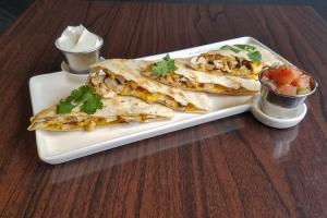 3-Cheese Quesadilla - delivery menu