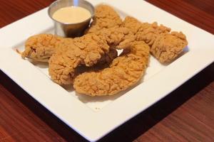 Crispy Chicken Strips - delivery menu