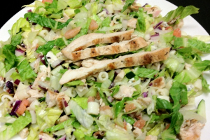 Chopped Salad - delivery menu