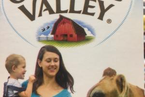 Organic Valley Milk - delivery menu