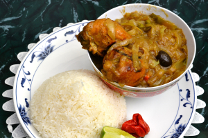 Yassa Chicken (Tuesday, Thrusday to Sunday) - delivery menu