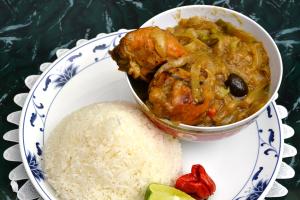 Yassa Chicken - delivery menu