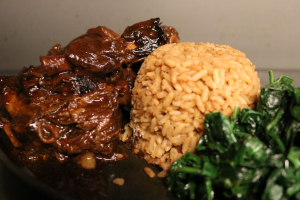 Braised Oxtail - delivery menu