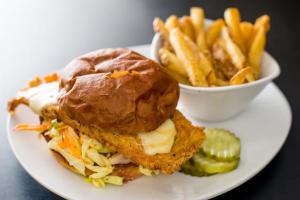 Chicken Filet Sandwich - delivery menu