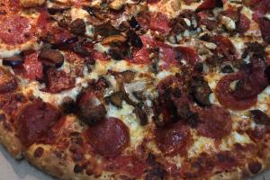 NY Super  Combo Pizza - delivery menu