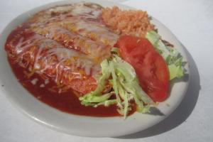 Enchiladas Vallarta - delivery menu