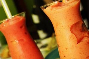 Fresh Fruit Smoothie - delivery menu