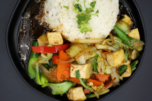 SN2. Vegetable and Tofu Delight - delivery menu