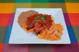 Vegetarian Tamales - delivery menu