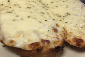 Garlic Bread w/Cheese - delivery menu