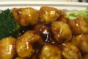 H15. General Tso's Shrimp - delivery menu