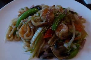 Yaki Udon Noodles - delivery menu