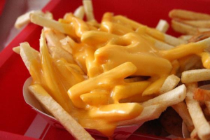 Cheese Fries - delivery menu