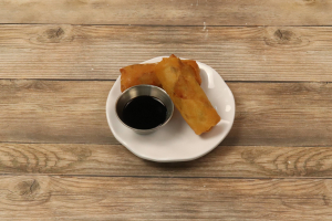 2 Vegetable Spring Rolls - delivery menu