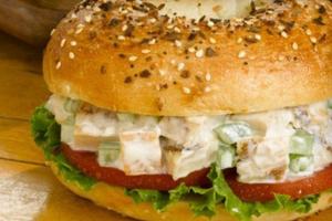 CHICKEN SALAD SADWICH - delivery menu