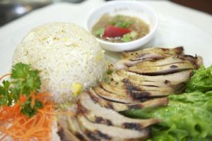 103. Amphawa Fried Rice - delivery menu