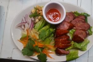 Thai Sausage - delivery menu