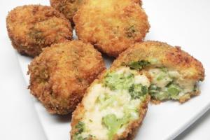 Broccoli Bites - delivery menu