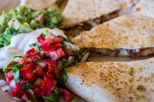 Cheese Quesadilla - delivery menu
