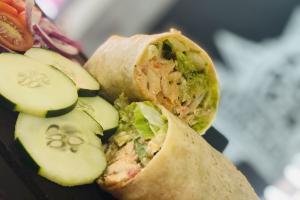 Rosario's Special Wrap - delivery menu