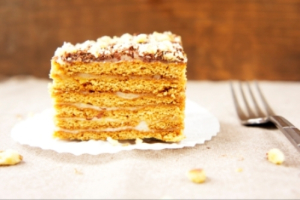 Cake - delivery menu