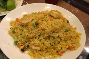 123. Shrimp Fried Rice - delivery menu