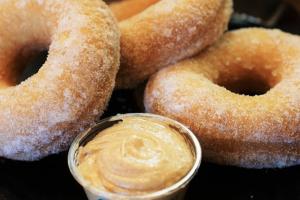 Organic Sugar Doughnuts - delivery menu