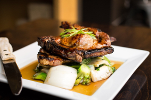 Meakong Aged Pork Chop - delivery menu
