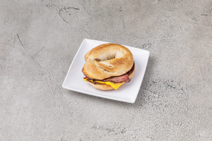 Roast Beef and Cheese Sandwich - delivery menu