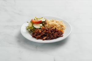 Beef Fajitas Lunch - delivery menu