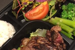 Grilled  Sirloin Steak - delivery menu