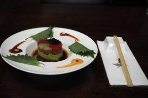 Yummy Tuna Tartar - delivery menu