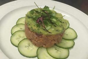 Spicy Tuna Tartare - delivery menu