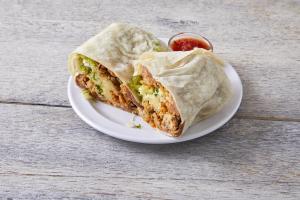Grilled Chicken Burrito - delivery menu