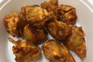 116. Fried Meat Won Ton (10) - delivery menu