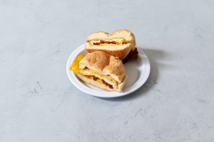 Bacon and Egg Combo Sandwich - delivery menu