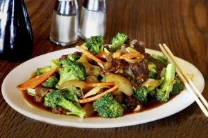 4. Broccoli Beef - delivery menu