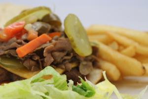 Godfather Burger - delivery menu