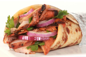 Chicken Gyro - delivery menu