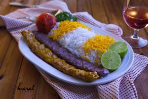 29. Koobideh Special - delivery menu