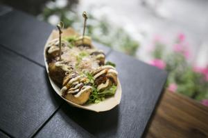 Takoyaki - delivery menu