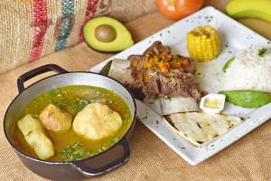 Sancocho de Costilla - delivery menu
