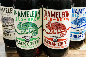 CHAMELEON COLD BREW - delivery menu