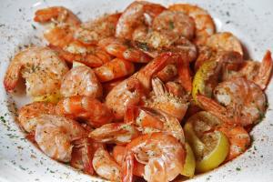 Steamed Shrimp Boil - delivery menu