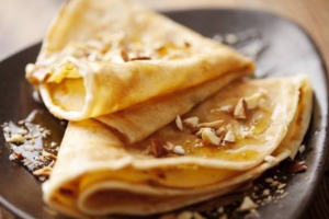 Honey Crepe - delivery menu
