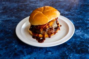 Western Burger - delivery menu