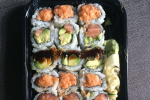 3 Roll Lunch Maki Combo - delivery menu